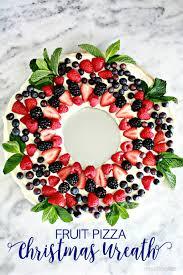 christmas wreath pizza christmas wreath
