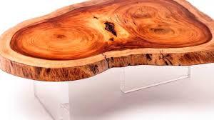 fabulous rustic wood slab tables design ideas coffee tables sets
