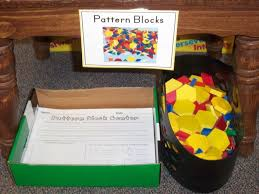 pre worksheets pattern block fill in worksheets free