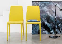 Yellow Dining Chair Bonaldo Rest Up Dining Chair Dining Chairs Dining Furniture