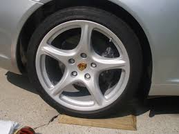 painting lug bolts u0026 cleaning wheels 6speedonline porsche