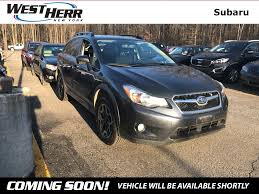 2015 subaru xv interior subaru xv crosstrek in orchard park ny west herr auto group