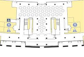 banquet hall floor plans crtable