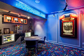 how to realize cinema themed decor