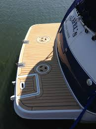 synthetic decking for boats in singapore non skid wood plastic