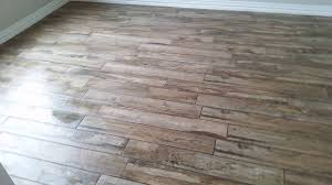Flooring Installation Houston Wood Look Tile Installation By Houston Tile Works Youtube