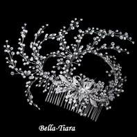 wedding hair combs bridal hair combs