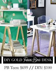 My Gold Desk My Top 15 Diy U0026 Project Posts In 2015 Monica Wants It