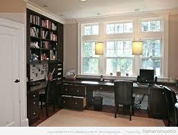 Black Home Office Furniture Impressive Home Office Desk Black On Home Office With Executive