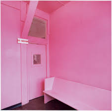 cabinet colors pink