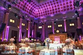 indian wedding decorators in ny new york ny indian wedding reception by house of talent studio