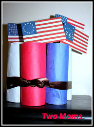 a little time and a keyboard firecracker flags for flag day and