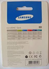 fake electronics fake samsung 64gb microsd card