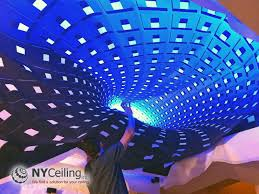 led light installation near me nyceiling inc portfolio living room fabric seamless stretch