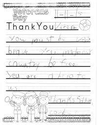 Thank You Letter Veterans thank you veterans willowville elementary school