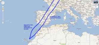 Canary Islands Map Traveling Bones Canary Islands Aug 26 Sept 2 2011
