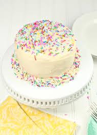 gluten free birthday cake vegan gluten free funfetti birthday cake the vegan 8