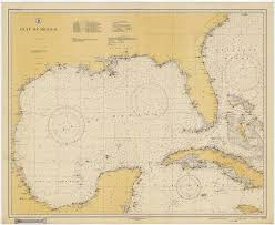 map of the gulf of mexico 43 best florida gulf of mexico nautical maps images on