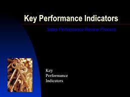 sales performance kpi u0027s
