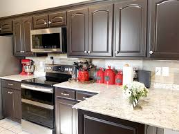how to paint stained kitchen cabinets brown cabinets espresso cabinets espresso painted