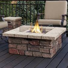 Outdoor Propane Firepit Firepit Tables Unique Outdoor Gas Pit Table And Chairs With