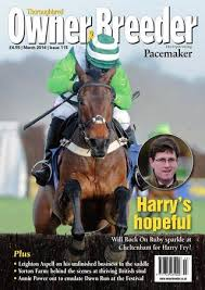 Maurice Barnes Racehorse Trainer Thoroughbred Owner U0026 Breeder By Racehorse Owners Association Issuu