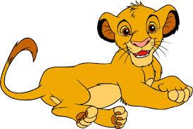 coloring book kids lion king simba cartoon