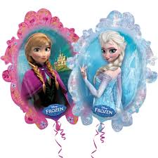 frozen balloons disney frozen balloons delivered frozen shaped large mirror