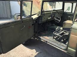 jeep gladiator military m715 truck kaiser
