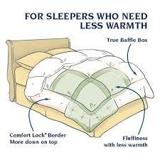pacific coast light warmth down comforter light warmth goose down comforter by pacific coast