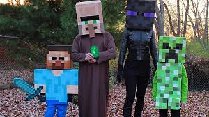 minecraft costumes minecraft costumes so epic apps gaming news on beano