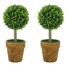 imitation plants home decoration amazon com vimi small artificial plants and mini trees decor