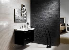 geschickt schwarze badezimmer ideen bad fliesen azteca schwarzer - Schwarze Badezimmer Ideen