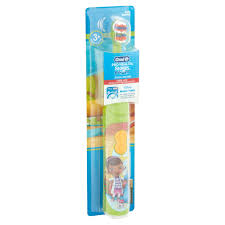 oral b pro health stages power soft battery toothbrush 3 years