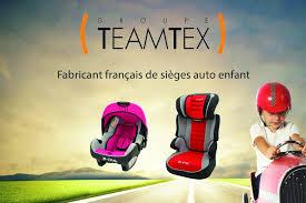siege auto obligation teamtex fabricant français de sièges auto mycarsit