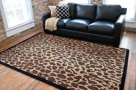Animal Area Rug Animal Area Rug Themed Rugs Decoration Leopard Skin Large Print