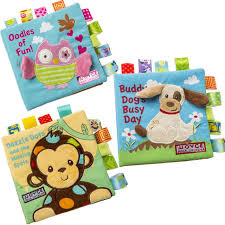 baby books 2017 new 1 pcs baby soft toys animal embroidered cloth book