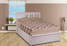 Bed Frame Furniture Shocking Furniture Serenity Upholstered Ottoman Storage Bed Grey