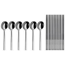 amazon com chopsticks u0026 chopstick amazon com wmf 1294026200 chopsticks set 12 pieces black