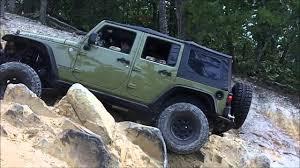 jeep jku rubicon jku rubicon on daniel trail uwharrie youtube