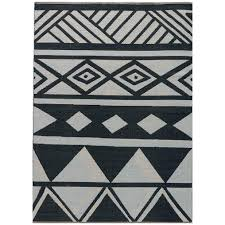 Cotton Weave Rugs Jaipur National Geographic Home Collection Sukhala Phantom Flat
