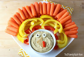 thanksgiving veggie platter tips on how to eat healthy at