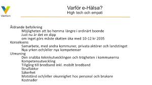 ehälsa nätverk planerade spridningskonferenser 29 1 och 3 ppt