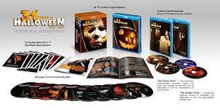 31 years of halloween custom box set 3d preview by themadbutcher