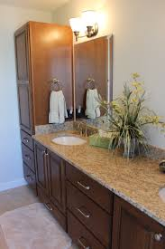 new vanity cabinets and tops countertop is giallo ornamental