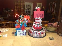 Liquor Bottle Cake Decorations 21st Birthday Cakes That Are So Wrong They Are Right