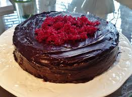 the best recipes chocolate beetroot cake with candied beetroot
