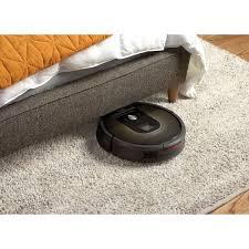 irobot roomba 980 vacuum cleaning robot robot vacuums best buy