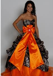 camo and orange wedding dresses southern wedding dresses with camo naf dresses