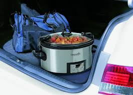 amazon com crock pot 6 quart programmable cook u0026 carry slow